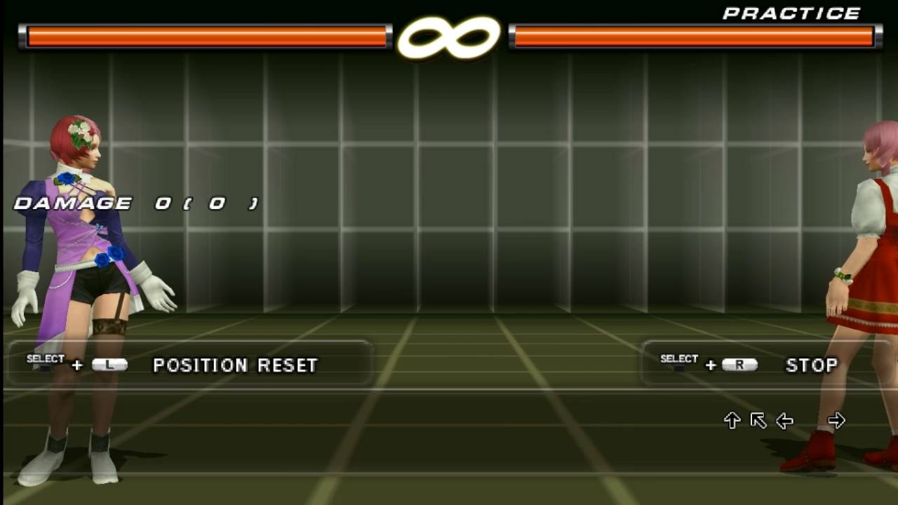 Tekken 6 PPSSPP   Texture MOD + Basic Alisa Parry Combo