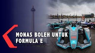 Ubah Keputusan, Setneg Izinkan Anies Baswedan Gelar Formula E di Monas