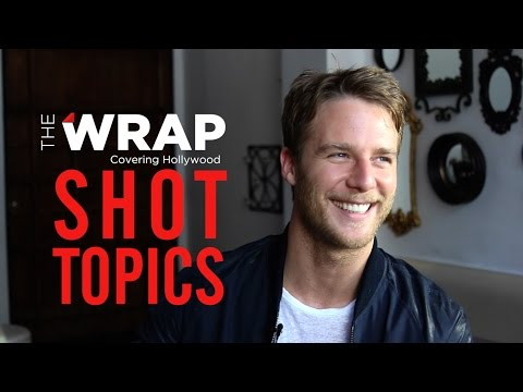 'Limitless' Star Jake McDorman Plays A Round of 'Shot Topics'