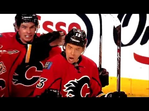 Ultimate Johnny Gaudreau Hype Video - Like A River - 1080p