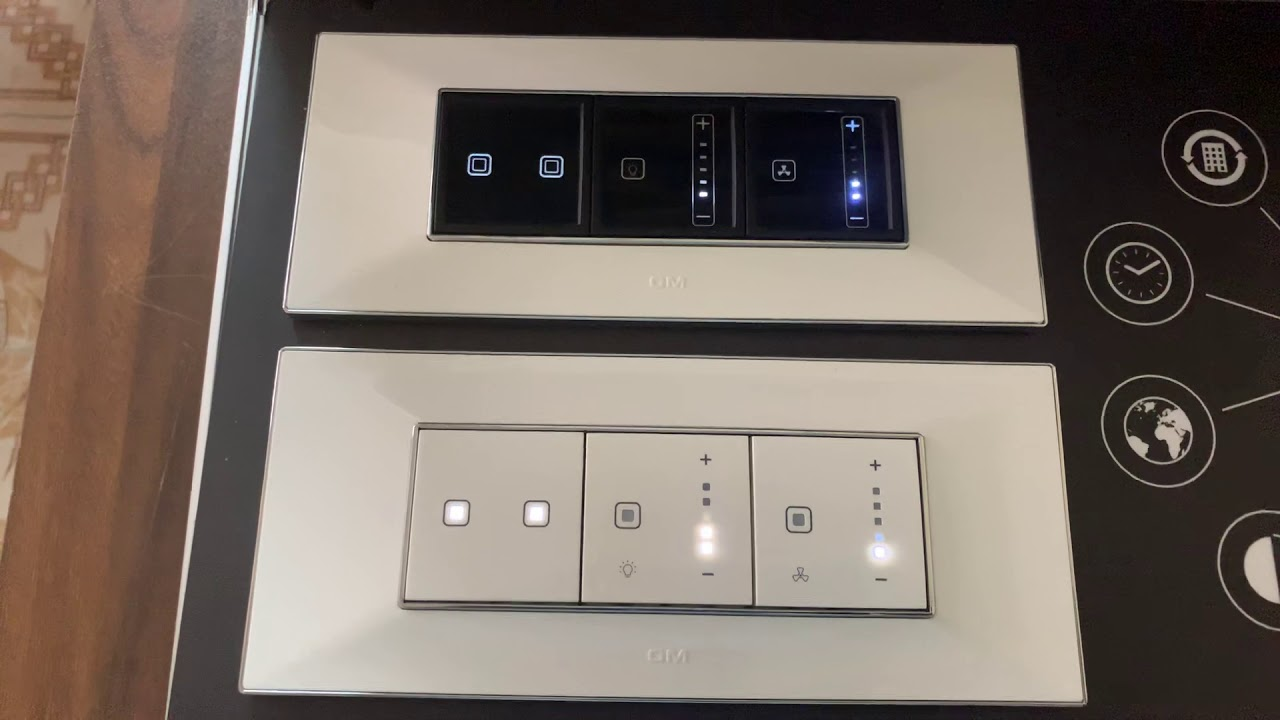 Gm Modular Switches Home Automation Wifi Home