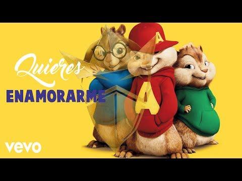 Noriel - Quieres Enamorarme ft Bryant Myers, Juhn, Baby Rasta - Alvin y Las Ardillas