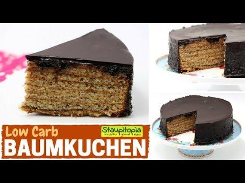 Baumkuchen Selber Machen Kostliches Low Carb Kuchen Rezept Ohne