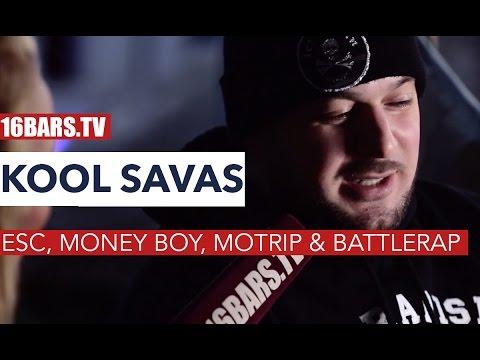 Kool Savas über den Eurovision Song Contest, Money Boy, MoTrip & Battlerap (16BARS.TV)