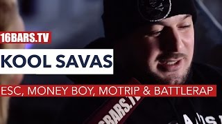 Kool Savas über den Eurovision Song Contest, Money Boy, MoTrip & Battlerap (16BARS.TV)