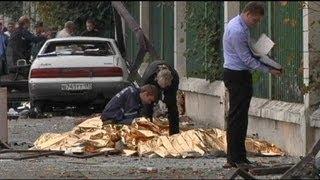 Rusya'da sarhoş sürücü dehşeti