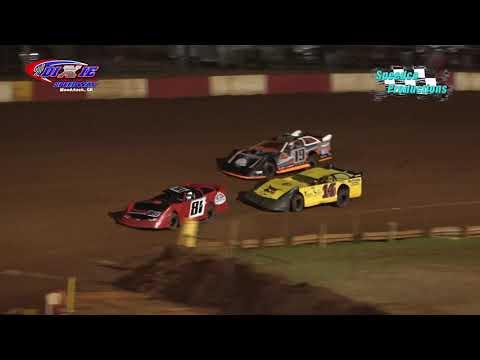 Dixie Speedway Econo Bomber Practice 03/07/2020