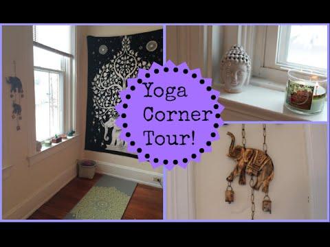 Yoga Corner Tour | Emma Elizabethhh