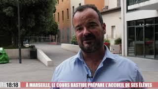 À Marseille, le Cours Bastide prépare l'accueil de ses élèves
