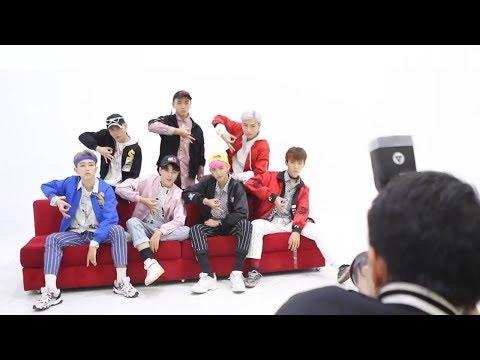 "Zero9 - Shooting | ""Buổi chụp ảnh cực chất của Zero9 với Yan News"""