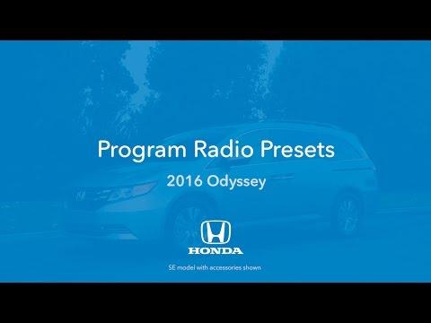 2016-odyssey:-how-to-program-radio-presets