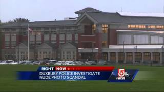 No charges expected in high school nude photo scandal