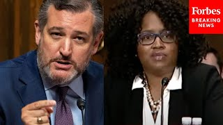 'You Think The Entire State Of Texas Is Racist?': Ted Cruz Grills Dem Witnesses On Voter ID Laws