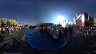 Фото Трансляция 360 самая массовая тренировка по боксу на Красной площади
