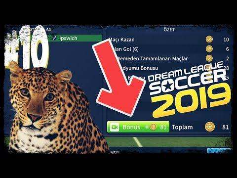 Altın Kasma! En Hızlı Forvet Doğan Yıldızlar 'Da Bölüm 10 Dream League Soccer 2019