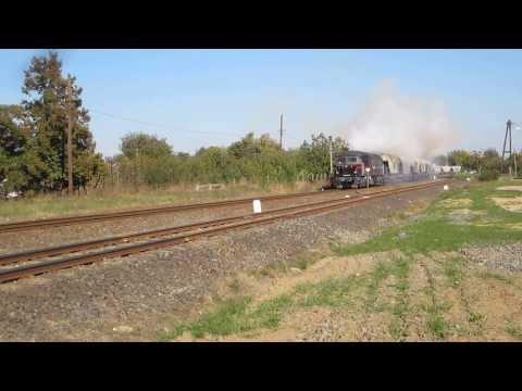 Class 56 in Hungary