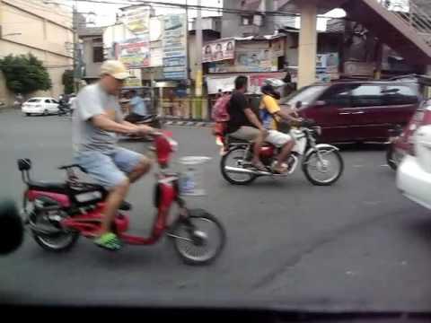 Drive mandaluyong city road