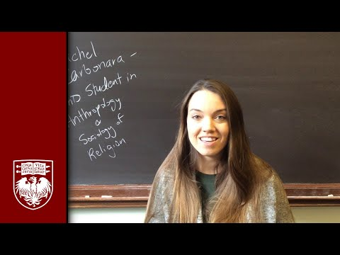 Rachel Carbonara PhD Student in Anthropology and Sociology of Religion