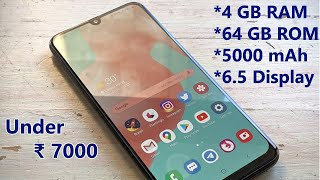 Top 6 Best Mobile Phone Under 7000 | 2020