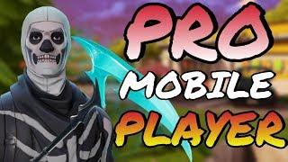 SKULL TROOPER IS BACK! / Pro Fortnite Mobile Player /  200+ Wins /  Fortnite Mobile Gameplay + Tips!