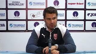Adrian Mutu dupa Gaz Voluntari 1-0 | novatv.ro