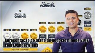 Apresentacao HINODE COM EVANDRO VIANA 2017
