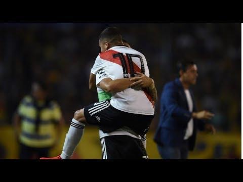 Golazo de Juan Fernando Quintero a Rosario Central con River Plate