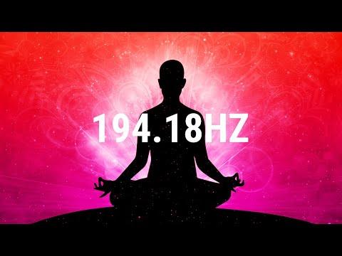 Root Chakra 194.18Hz Pure Tone | Muladhara | The Platonic Frequency