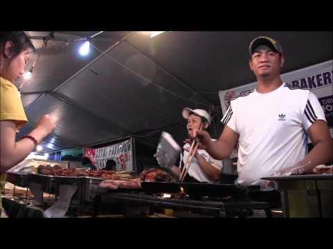 #120 Garapan Street Market,Saipan ガラパン・ナイトストリートマーケット(サイパンお勧めの観光地)