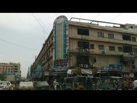 Gul Plaza tour - Biggest whole sell market of Karachi