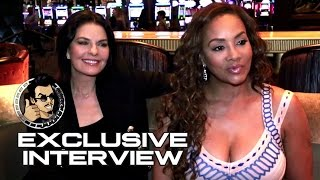 Sela Ward & Vivica A. Fox Exclusive INDEPENDENCE DAY: RESURGENCE Interview (CinemaCon 2016)