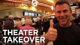 Son of God | Lake Forest Theater Takeover Continued | 20th Century Fox