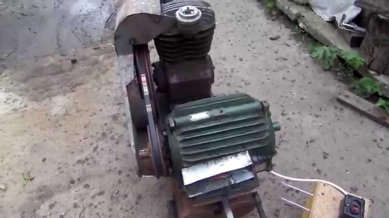 Самодельный компрессор для аэрографа из автомобильного компрессора .