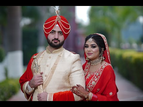 Daljinder weds Rajdeep | Part 1| Wedding 2020| Navjot Sibia Photography