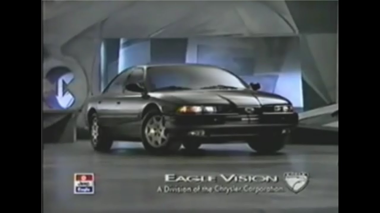 1994 Eagle Vision Commercial