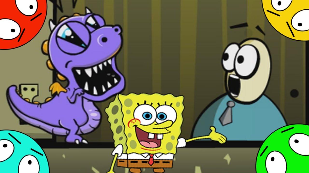 Губка боб игра динозавры сын любови полищук алексей макаров кто отец