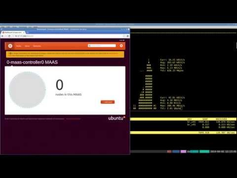 Part 2: Testing MAAS in a Virtual Network on Ubuntu Trusty LTS