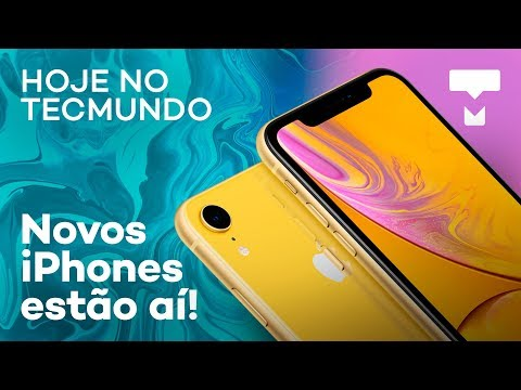 Novos iPhones, adeus ao Inbox, teste de Poképaradas no Brasil e mais - Hoje no TecMundo