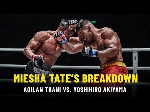 Agilan Thani vs. Yoshihiro Akiyama | ONE Breakdown