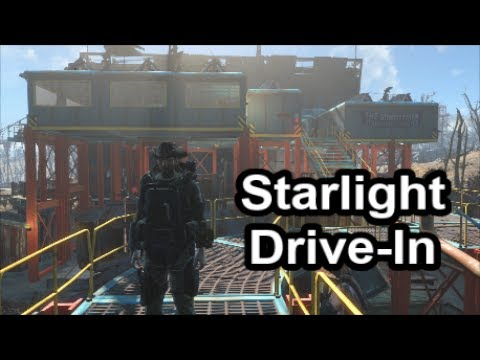 Starlight Drive-In | Fallout Settlements