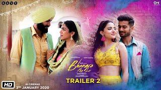 Bhangra Paa Le - Official Trailer | Sunny Kaushal, Rukshar Dhillon | Sneha Taurani | 3rd Jan. 2020