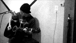 sum 41 with me acoustic cover by johnny