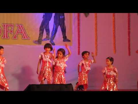 khali pili rokne ka nai group dance by Vanshika Taparia