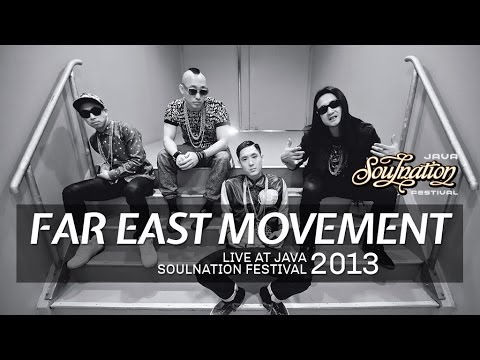 Far East Movement Live at Java Soulnation 2013