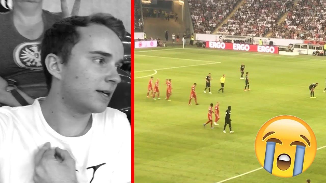 Eintracht Frankfurt - Bayern München 0:5 (SUPERCUP ...