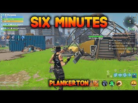 SIX MINUTES -