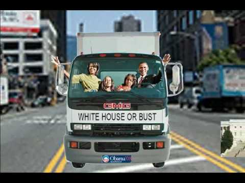 Obama's Movin' On Up