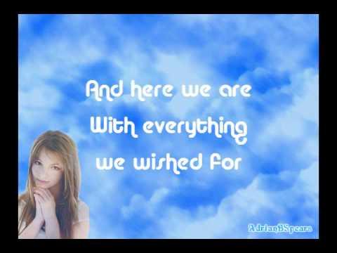 Britney Spears - Deep In My Heart Lyrics mp3