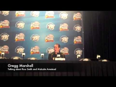 Final Four Thursday Press Conference
