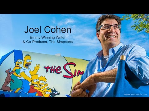 Joel Cohen: On Innovation in the Simpsons | www.motivational ...